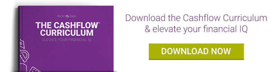 Down load your copy of The CASHFLOW Curriculum